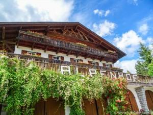 Gsiestal - ein altes Hotel