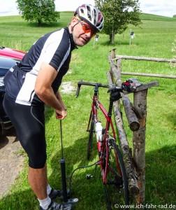 Innviertel Radtour mit Martin Goldmann
