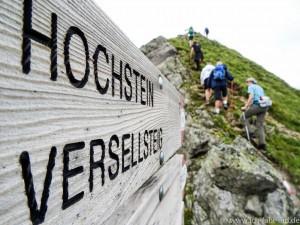 Bergwandern im Gsieser-Tal zum Hochstein