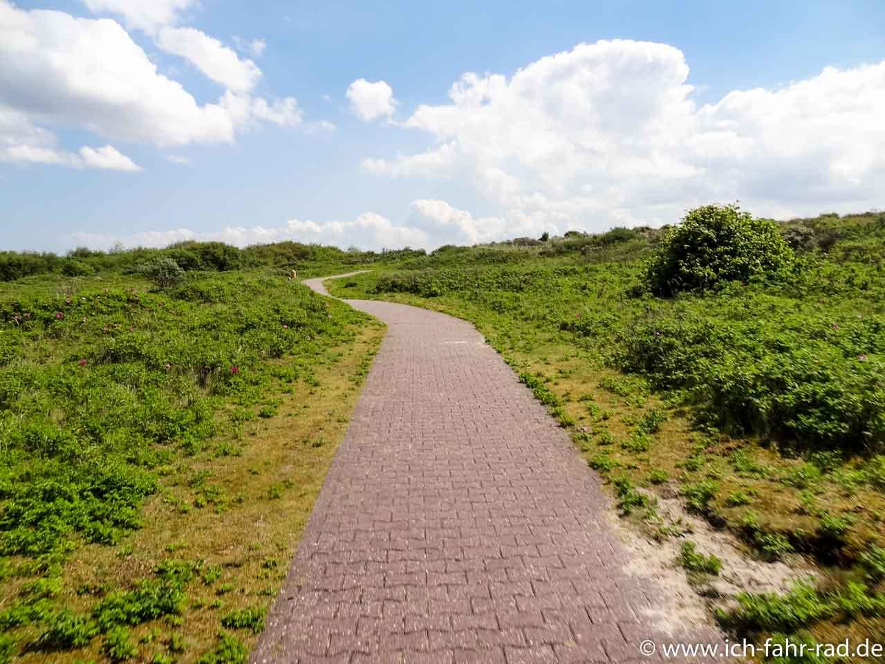 Borkum Karte Fahrradwege.Kann Man Auf Einer Insel Ne Schone Radtour Machen Ich
