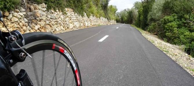 Bremsen auf Mallorca – eine Kunst…